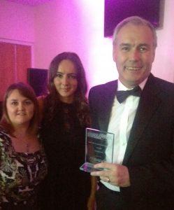 Sunderland Echo Portfolio Awards winners TTR Barnes