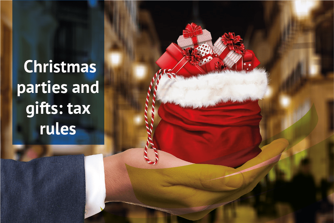 Is your staff christmas party tax deductible