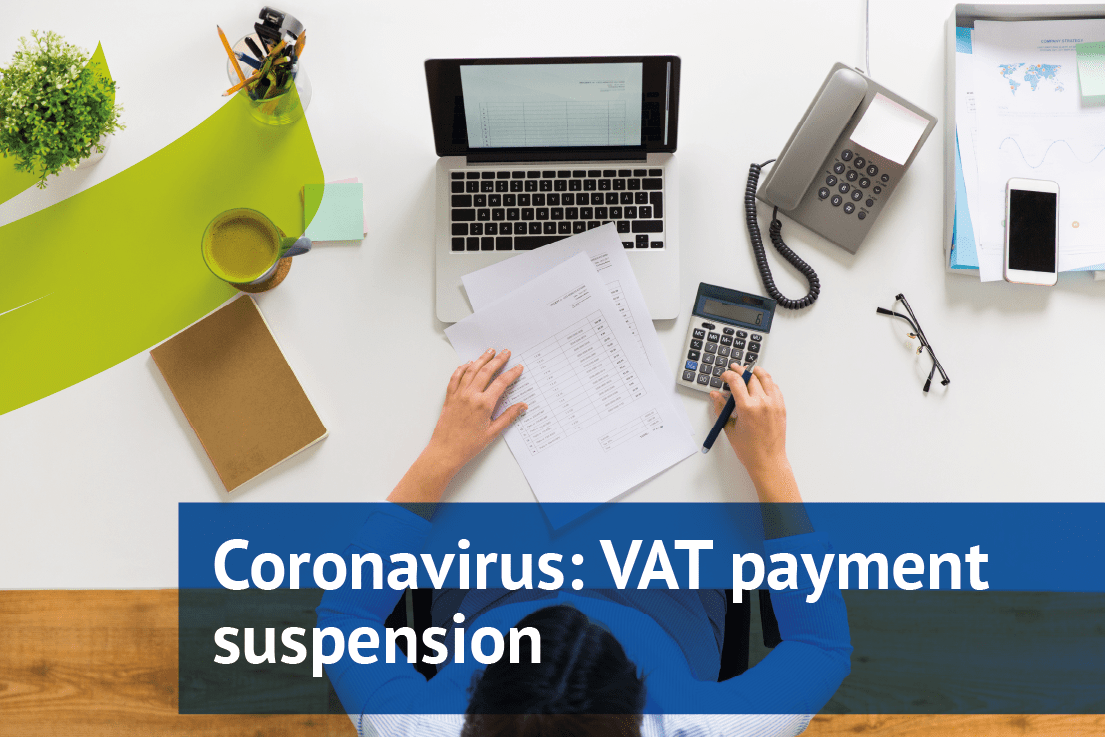 coronavirus vat payments suspension