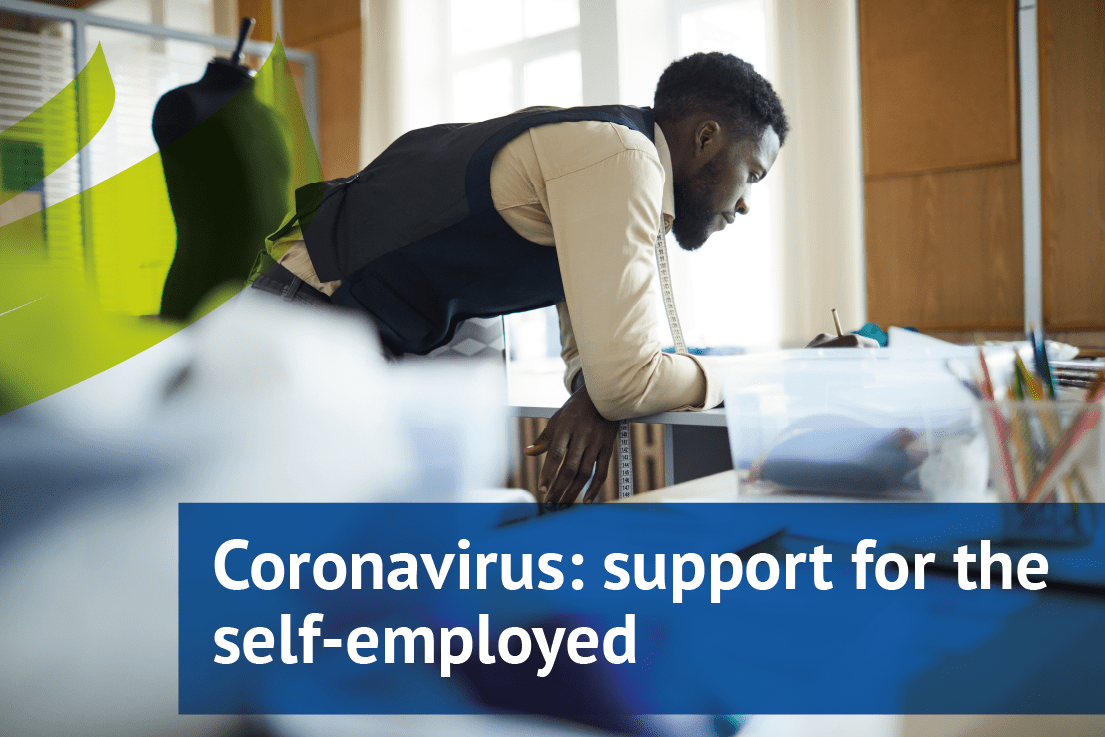 coronavirus support for the self-employed