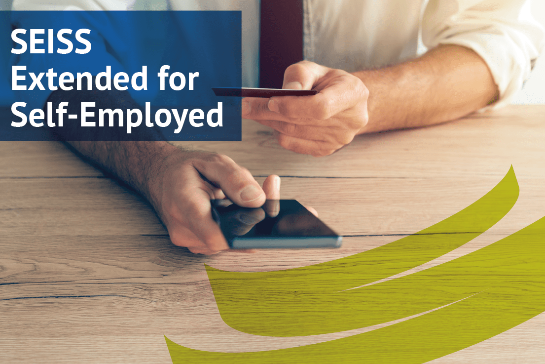 seiss scheme extended for self-employed