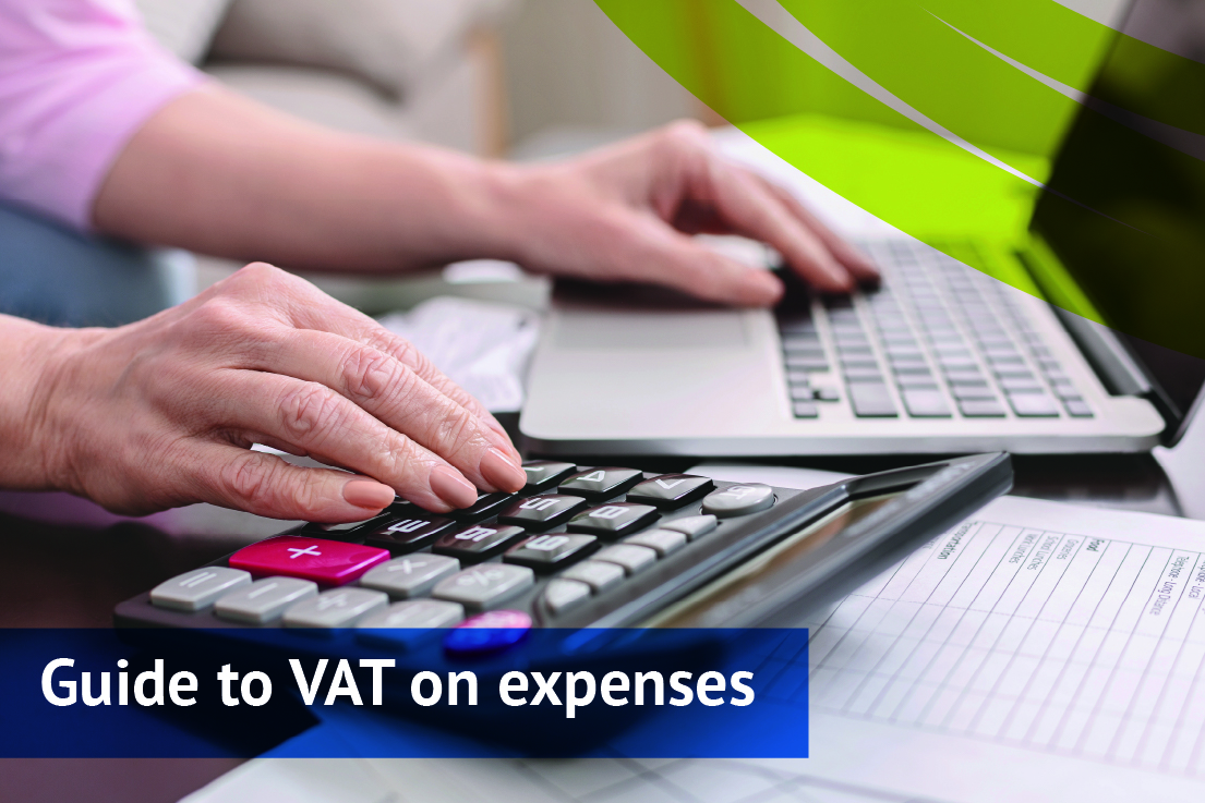 guide to VAT on expenses