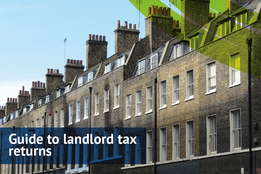 guide to your landlord tax return