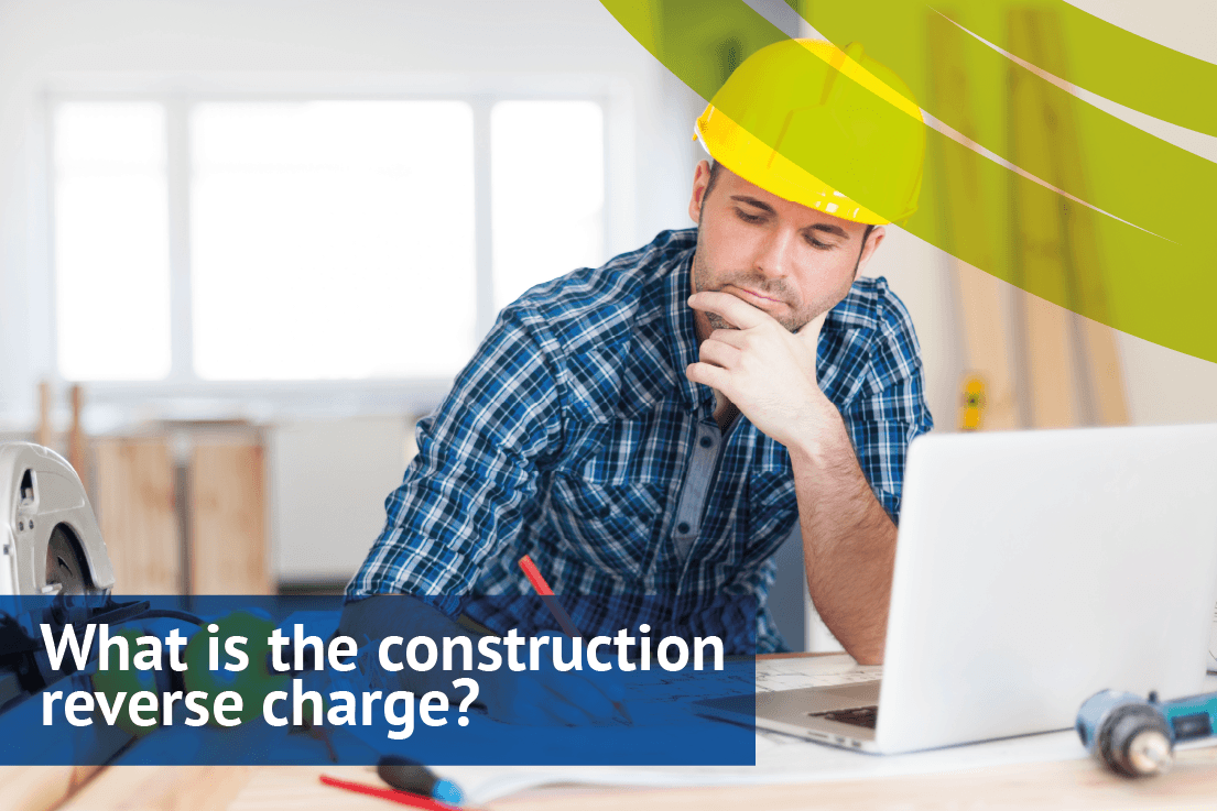what is the vat construction reverse charge