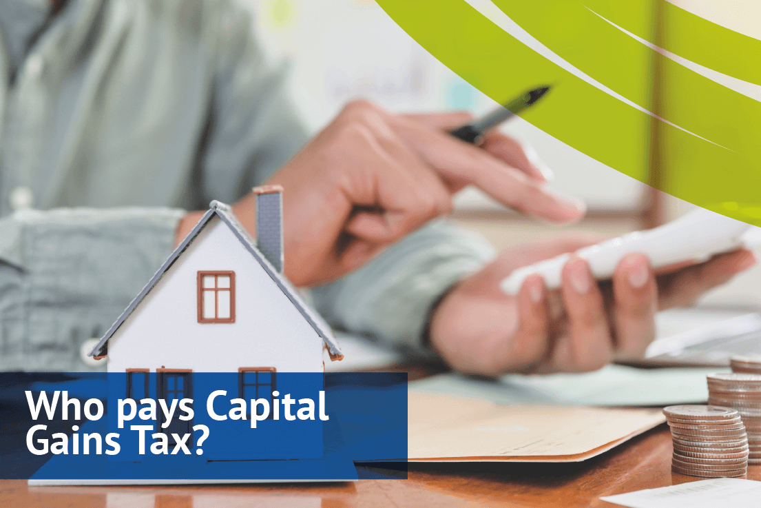 Who pays Capital Gains Tax?