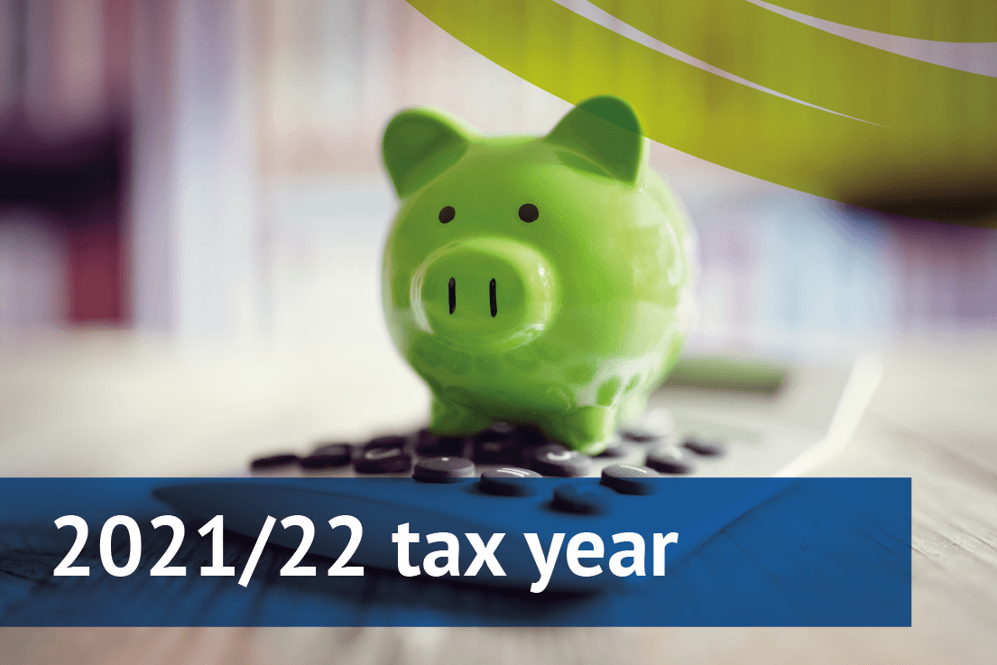 tax changes for 2021/22